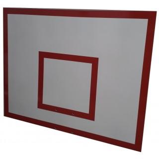 Баскетбольный щит металл 0,8м. х1,0м.