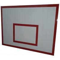 Баскетбольный щит металл 0,9м. х1,2м.